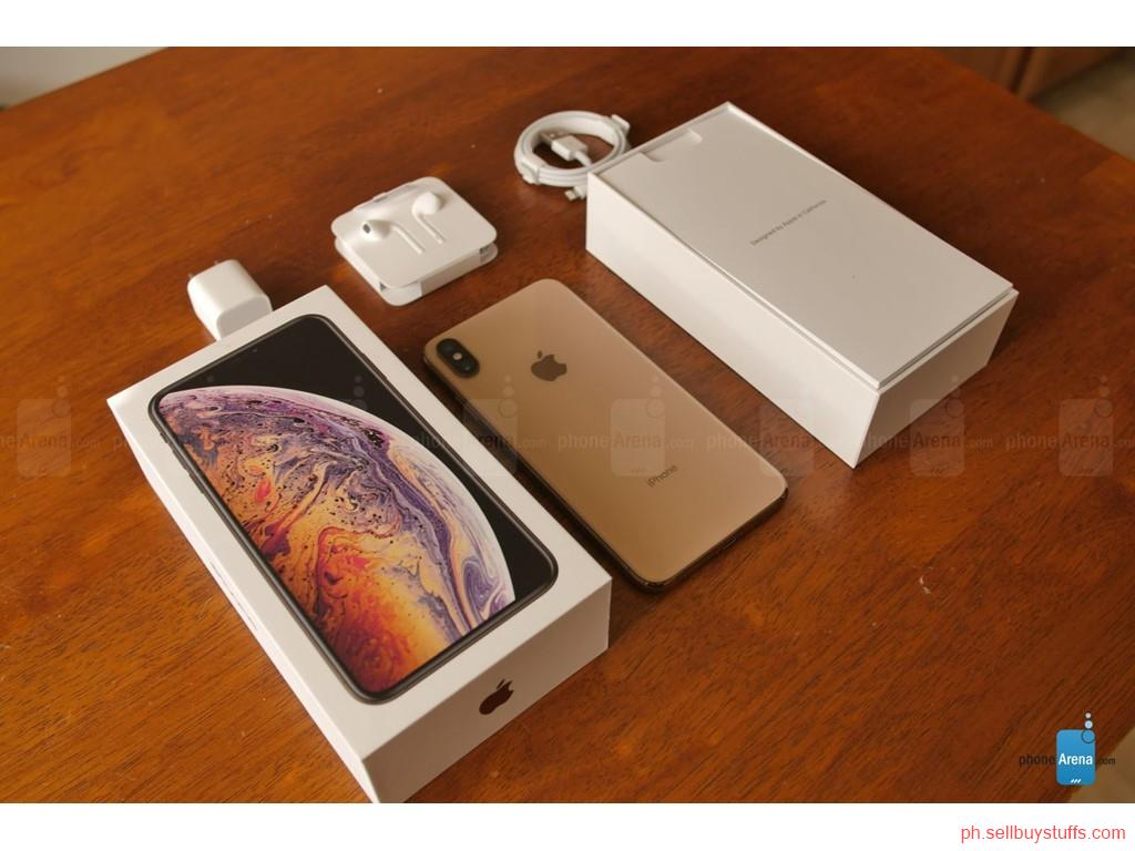 Philippines Classifieds Apple iPhone XS Max 512GB / Apple iPhone XR Unlocked Original