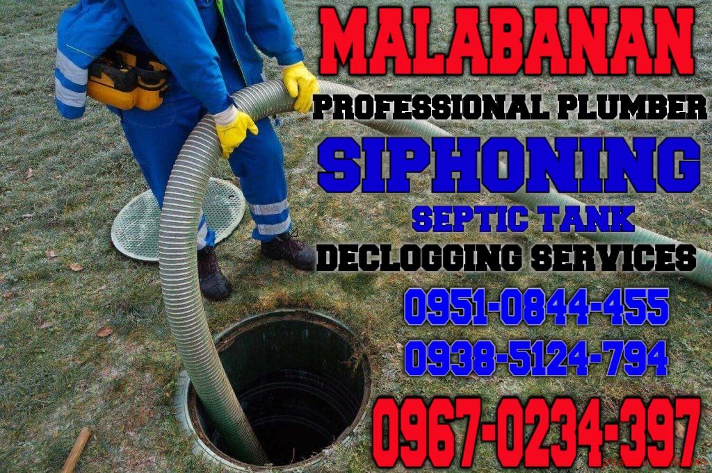 Philippines Classifieds malabanan siphoning services