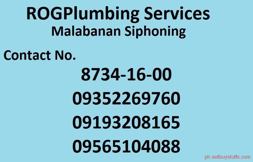 Philippines Classifieds ROGPlumbingSiphoningService 8734-16-00/09193208165/09565104088