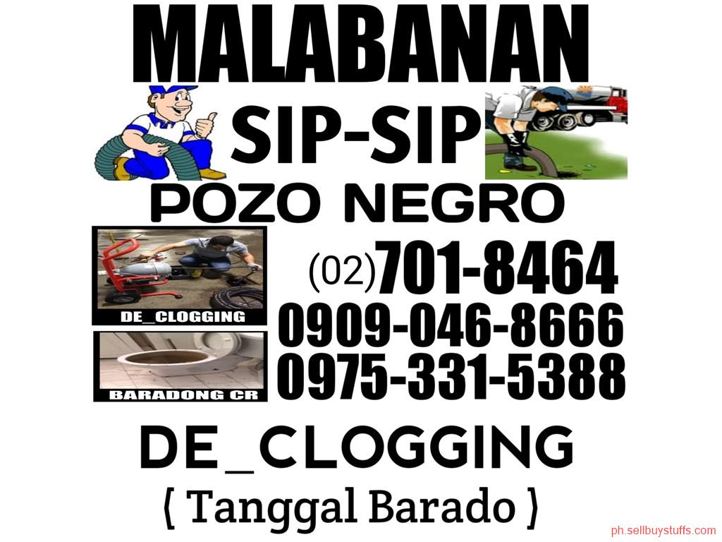 second hand/new: MALABANAN SIPHONING POZO NEGRO QUEZON CITY 09090468666 09753315388 7018464 TUBERO
