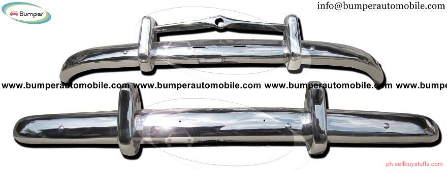 second hand/new: Volvo PV 444 bumper (1947-1958) in stainless steel