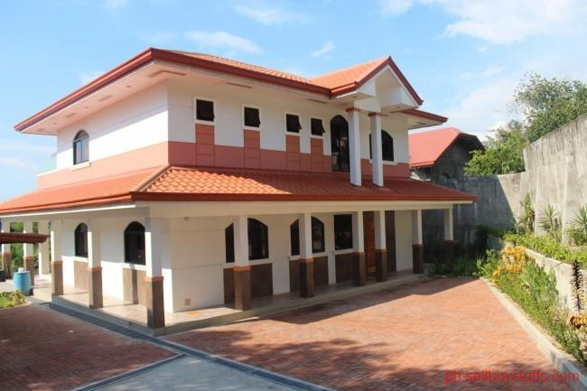 Philippines Classifieds 2 Storey House with Swimming Pool