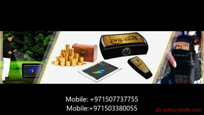 Philippines Classifieds Easy Way Plus gold detector for gold hunting