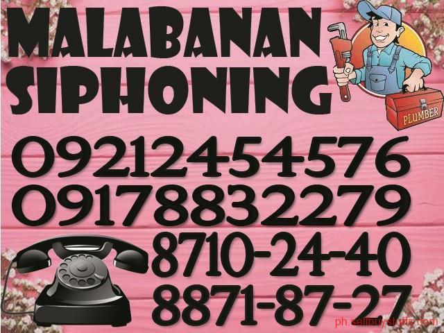 Philippines Classifieds Malabanan Declogging Excavation Services 0917-8832-279 / 962-3331