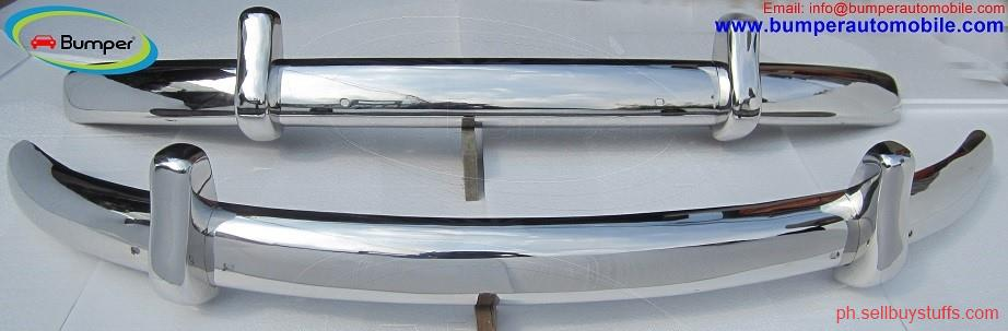 Philippines Classifieds VW Beetle Euro style bumper (1955-1972) by stainless steel