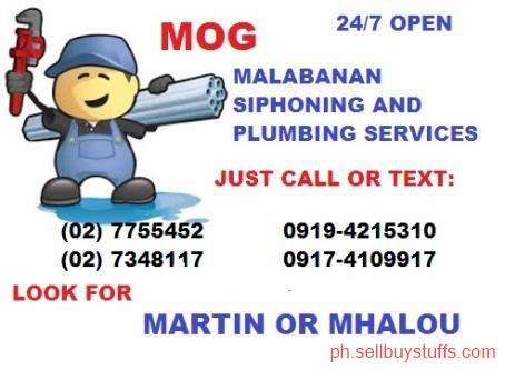 Philippines Classifieds MOG Malabanan Siphoning Declogging Service 87755452